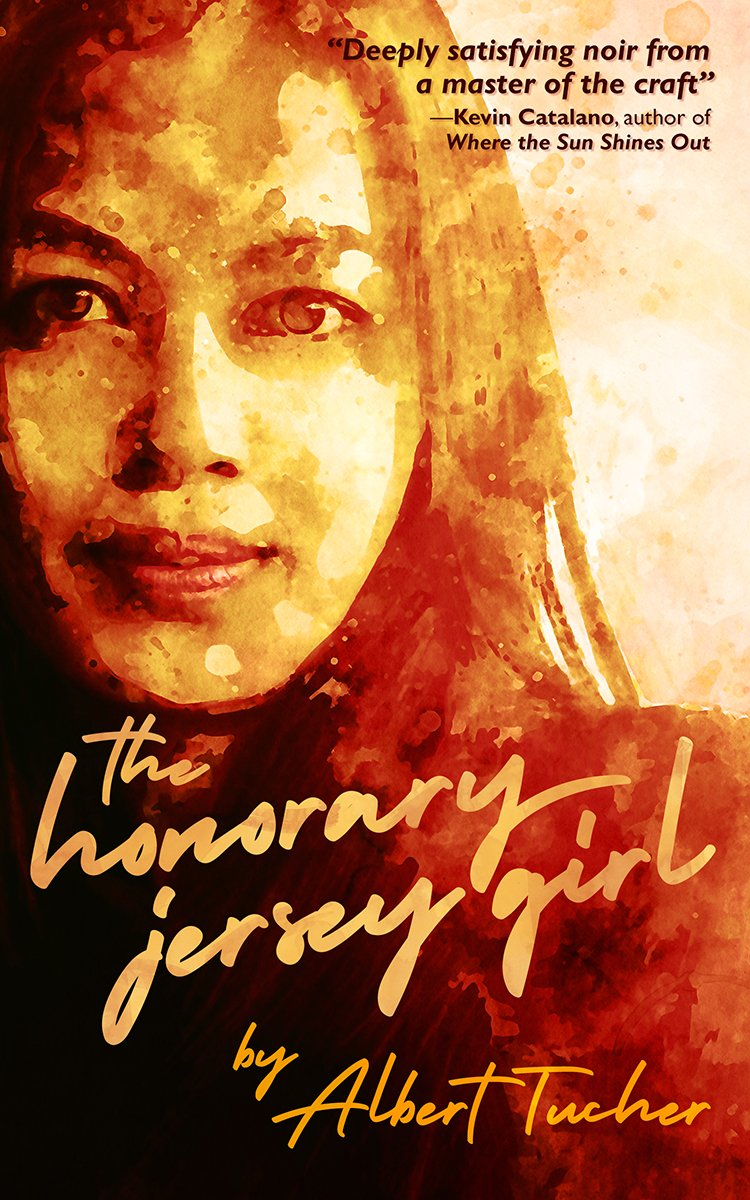 Release: The Honorary Jersey Girl by Albert Tucher