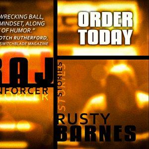 Release: Kraj the Enforcer: Stories by Rusty Barnes