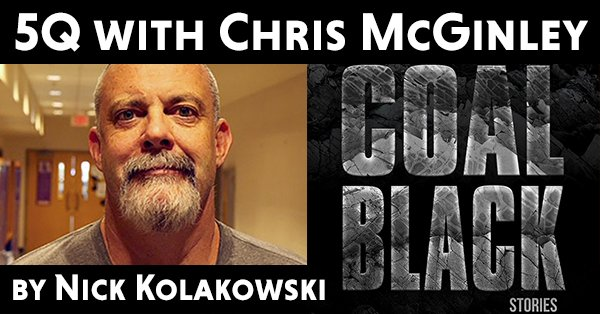 5 Questions with…Chris McGinley